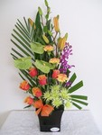 Splendour - simply a stunning flower arrangement