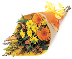 Ray of Sunshine - thank you flowers. delivered