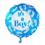 Its a Boy or Its a Girl Balloon