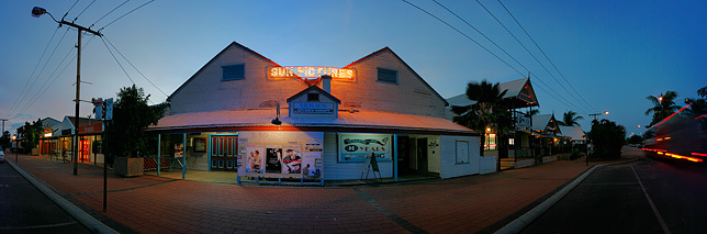 Sun Pictures - the oldest outdoor cinema in the world