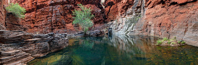 Last Pool Weano Gorge