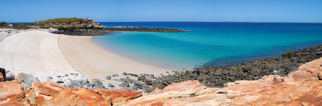 Swan Point, Cape Leveque