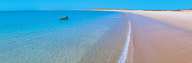 Cape Leveque Tinnie