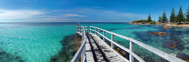 Flinders Bay swim jetty, Augusta