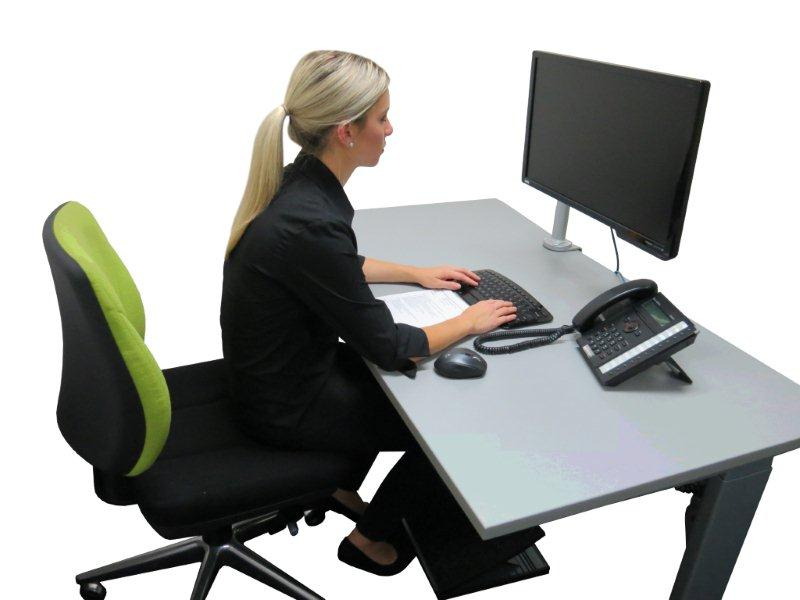 Workplace safety perth ergonomic assessments corporate for Office design ergonomics
