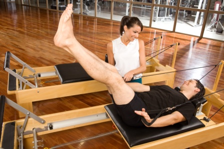 Physiotherapist Reformer Pilates Perth CBD