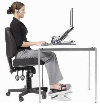 ergonomic office computer workstation chairs assessment perth