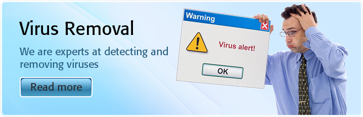 Perth virus spyware and adware removal