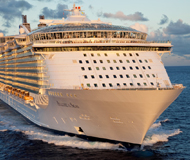 Around the World FlyCruise with Oasis of the Seas 29 Aug 14 - 20 days  FREE Balcony upgrade + $200 OBC!