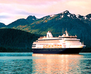 Holland America SALE Free upgrade to Balcony Stateroom from Oceanview