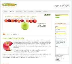 Fruit Delivery Perth