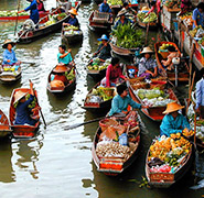 Vietnam & Cambodia Escorted Tour