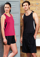 'Biz Collection' Mens Flash Singlet