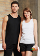 'Biz Collection' Mens Sprint Singlet