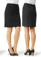 'Biz Collection' Ladies Classic Knee Length Skirt