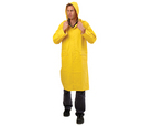 'Prochoice' Yellow PVC Rain Coat