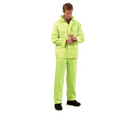 'Prochoice' Hi-Vis Rain Suit (Jacket and Pant Set)