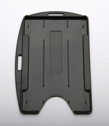CHRC02 High quality Rigid Card Holder Black