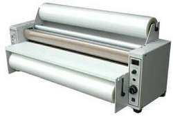 Compact 810 Roll Fed Laminator - ideal for schools, print shops, business.Plus Delivery. Our price includes delivery by our technician who will set up the machine and train on its use.