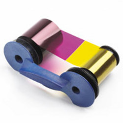 Datacard Id Printer Ribbon - 549081-204 YMCKT - Colour Ribbon 1 Side to suit Datacard Select AIT - Platinum
