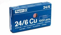 24 - 6 Staples for Rapid Stapler box 500014.50