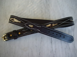 inlay belt belts belts the leather shop jackets