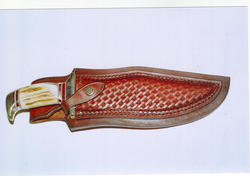 knife sheath made to order knife pouches the leather