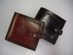 Hand made wallet