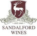 Sandalford red wine Liquors