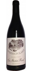 Whisson Lake 'La Storia Rosa' Pinot Noir 2011