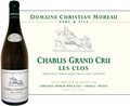 Christian Moreau 'Le Clos' Grand Cru Chablis AC 2008