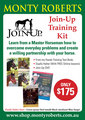 Monty Roberts Join-Up Training Kit