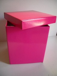 Large Posy Box with Lid