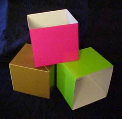 Posy Box - Small, Gloss.
