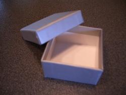 Solid Cardboard Box with Lid