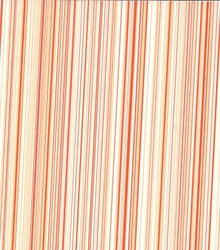 Barcode Wrap - Orange/Red