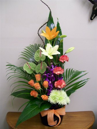 Valentine Flower Arrangements on Stunning Flower Arrangement   Flowers   Florist Arrangements   Flowers