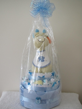 ... Baby Gifts - Baby Boy - Baby Gifts, Nappy Cakes, Baby Bouquets Perth