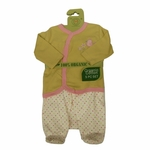 Organic Clothing Set Pink