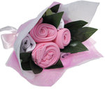 Clothing Bouquet Pink