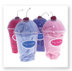 Blue Baby clothing gift in a Smoothie