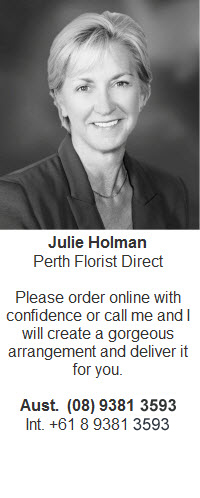 Julie - Perth Florist Direct