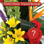 Florist Choice Tropical Bouquet