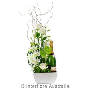 Baby flowers perth baby gifts perth western australia baby hampers congratulations 308 negle Gallery
