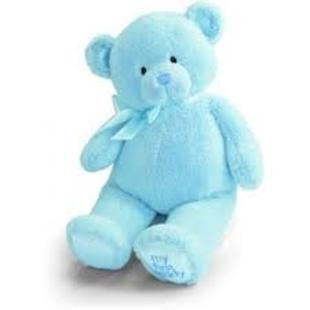 Large Blue Bear