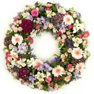 Wreath D54