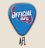 AFL Guitar Picks