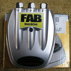 Dan Electro Fab Overdrive