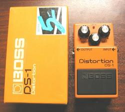 Boss DS1 Distorion