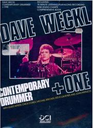 Dave Weckl, Contempory Drummer with CD